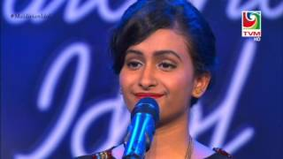 Maldivian Idol Piano Round   Envaguvi - Shifa Ibrahim