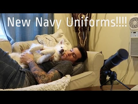 watch NEW UNIFORMS FOR THE U.S. NAVY (NWU TYPE III's)