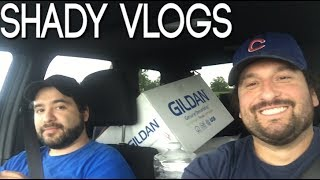 The Journey Begins! - Shady Vlogs