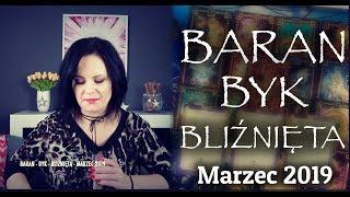 BARAN - BYK - BLIŹNIĘTA - MARZEC 2019