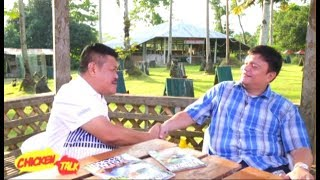 CHICKEN TALK: MAYOR JESRY PALMARES OF ARCHANGEL GAMEFARM