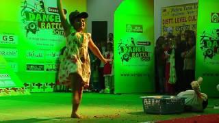 Jo Bheji Thi Duaa Shanghai  | Contemporay | Choreography | Wingz Academy | Dance Battle 2017 | Video