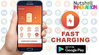 Fast Charging App | Fast Batter Charge App | Quick Charge - Fast Charging : Super Charger