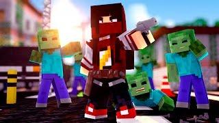 Minecraft: SOBREVIVA - CRAFTING DEAD Ep.01 ‹ AMENIC ›