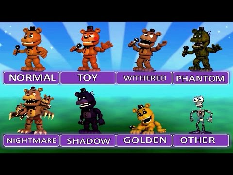 Five Nights at Freddy's World EXTRA
