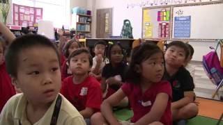 First Day of School 2016- Mandarin Immersion School