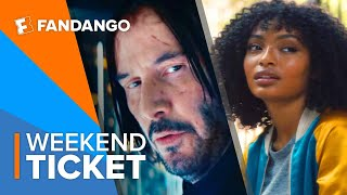 In Theaters Now: John Wick: Chapter 3, A Dog's Journey, The Sun Is Also a Star   Weekend Ticket