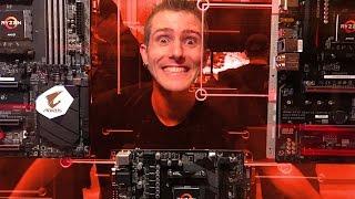 AMD Ryzen Platform Top 5 Features