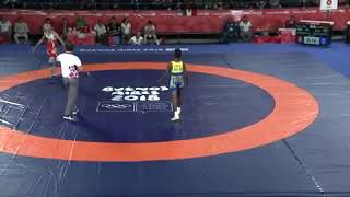 IRAN, JAPAN, GEORGIA, AND MOLDOVA ALL WIN GOLD IN GRECO-ROMAN WRESTLING AT BUENOS AIRES 2018