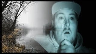 Ghost Hunting ALONE at The RIVER OF DEATH! (Paranormal Activity)