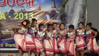Pathana Upare Jharana Pani at Palli Shree Mela 2013, Paralakhemundi