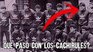 Conoce Que paso con los Cachirules de la Seleccion Mexicana