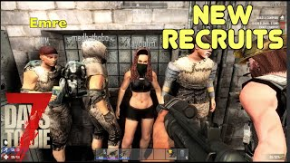 7 Days To Die - New Recruits (E119) - GameSocietyPimps