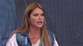 Nazarena Vélez reveló el trastorno que padeció su hijo Titi por la muerte de Fabián