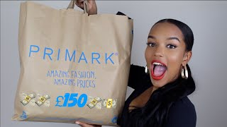 HUGE PRIMARK + ZARA TRY-ON HAUL | ONLY BELLS