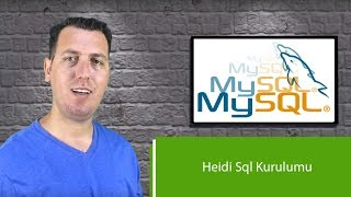 MySQL Dersleri - Heidi Sql Kurulumu