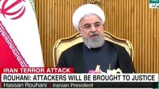 United States Condemns Gunmen Attack On Iranian Military Parade!