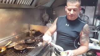 Rib Eye Steak. How to cook/pan fry a thick steak at home.