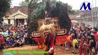 REOG PONOROGO - Atraksi Hebat Reog Singo joyo Bajang Mlarak Ponorogo - Jathil Cantik Ponorogo