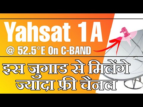 Xxx Mp4 Free To Air 156 Channels On Yahsat 52 5°E 7 October 2018 Full Channel List And Dish Position 3gp Sex