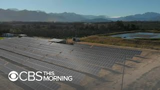 South Africa's energy revolution: Young generation uses solar energy to fight blackouts