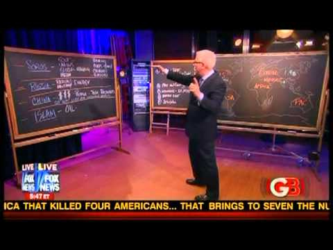 Glenn Beck Who will lead the New World Order