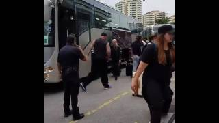Wwe+superstars+arriving+in+Singapore