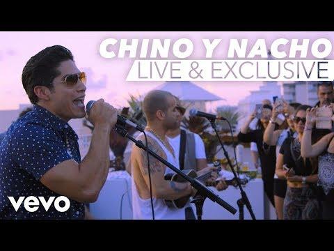 Chino y Nacho Vevo GO Shows Me Voy Enamorando
