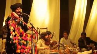Sain Zahoor - Kalaam Bulleh Shah | Sufi Fest - Peace Jam 2014