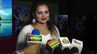 ACTOR SAPNA SINGH TELL ABOUT PARTY,  KHESARILAL YADAV FILM, MUQADDAR  IT IS NO 1 FILM/PLEASE WATCH.