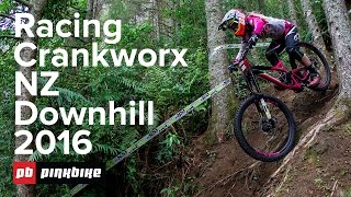 Racing For The Biggest Cash Prize Series In Downhill | Crankworx NZ 2016
