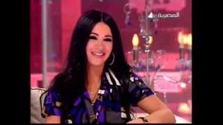 Diana Haddad - Interview  / ديانا حداد - برنامج اللعب مع الكبار