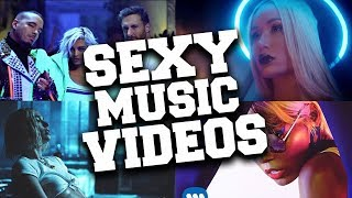 TOP 40 Sexy Music Videos of 2018