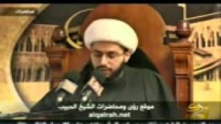 ياسر الحبيب و نسبة التشيع تزداد كل يوم 600  الف شيعي في مصر