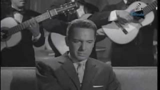 """LOS TRES CABALLEROS   """"EL RELOJ""""  (1958)"""