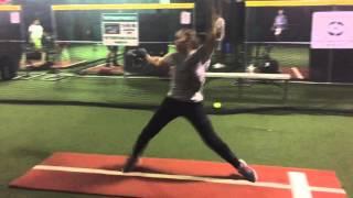 Randi Jacobs Softball Recruiting Video #1