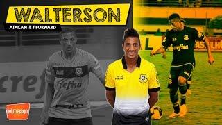 Walterson Silva - Atacante - www.golmaisgol.com.br - HSOCCER
