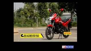 Hero Achiever 150 First Ride & Review   Autocar