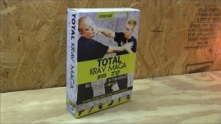Total Krav Maga Unboxing & Review of DVD Contents