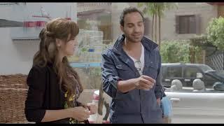 مسلسل ريح المدام - لما تحوّر على الكراش عشان تُعجب بيك وتلاقي نفسك مدبس في موضوع