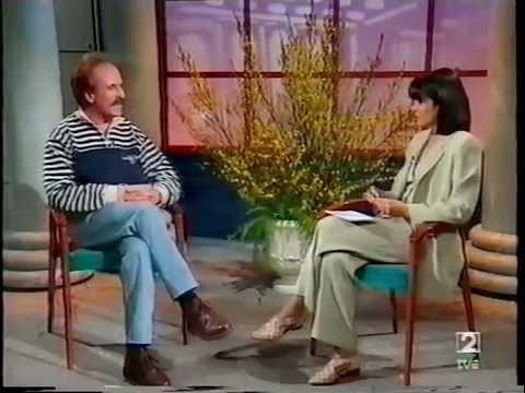 Entrevista a Juan Pinzás - 'La leyenda de la doncella' ('El abejón') TVE2