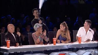 Demian Performs Another Death Defying Stunt  | Quarter Finals | America