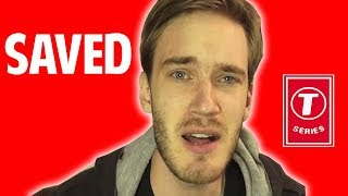 These YouTubers Saved Pewdiepie From T Series