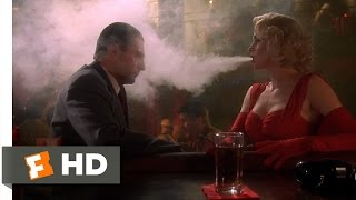 Fatal Instinct (6/12) Movie CLIP - You Smoke Too Much (1993) HD