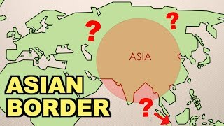 Where Are The Asian Borders?