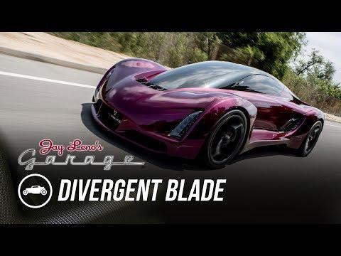 2015 Divergent Blade - Jay Leno's Garage