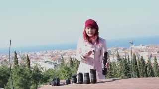 التصوير الفوتوغرافي للمبتدئين, مع رولا مفيد - مقدمه + انواع العدسات