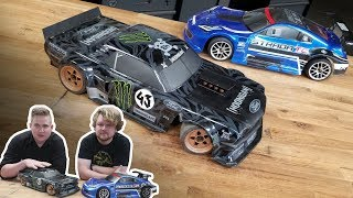 RC HOONICORN DRIFTING! | First impressions