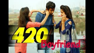 420 BF | Bangla New Funny Video | Dhaka Guyz | Xoy | Saad | Muhit | Raaz | Hridita