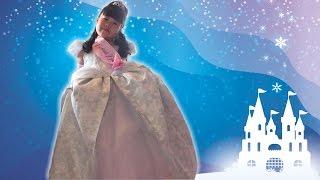 シンデレラ ♡ ビビディ・バビディ・ブティック Bibbidi Bobbidi Boutique Disney Princess Cinderella ディズニープリンセス